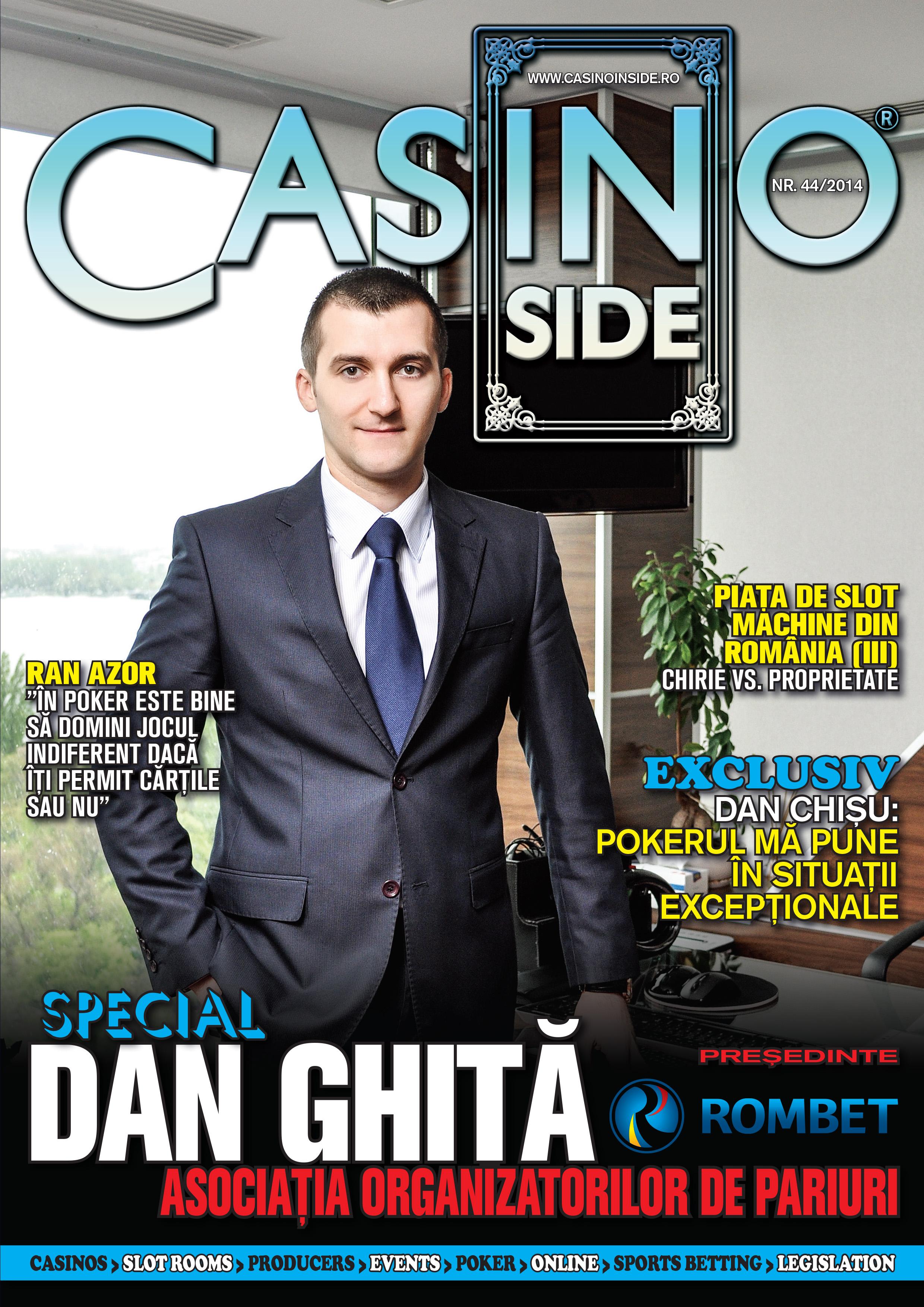 Inside edge gambling magazine