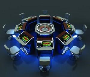 Roulette manipulation automat