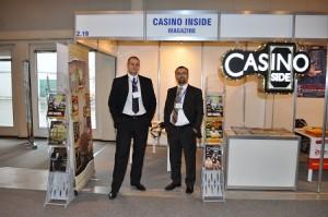 Casino Inside la BEGE EXPO 2010