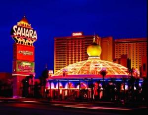 Sahara closes on Vegas Strip