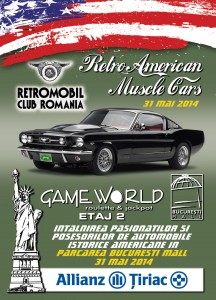 Afis American Party 650x900