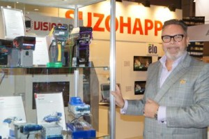 Harald Wagemaker of SUZOHAPP at the BEGE_low