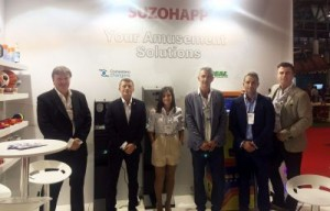SUZOHAPP team at the EAS