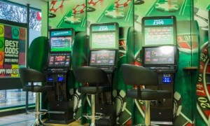 Fixed odds betting terminals in Paddy Power