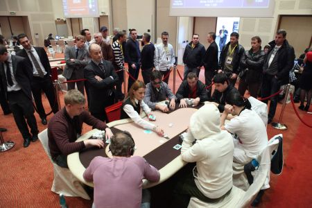 WPT Bucuresti – Final Table