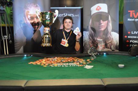 Interviu Mihai Niste , castigatorul Romanian Poker Championship editia 2