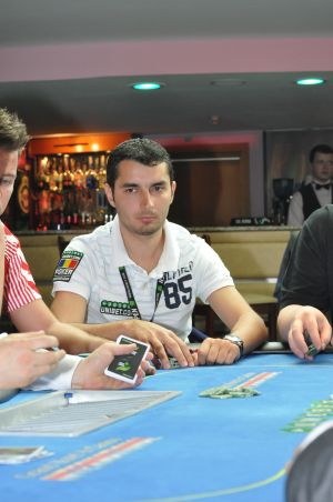 Unibet Open Golden Sands – Day 1B – Dan Murariu pe locul 3!
