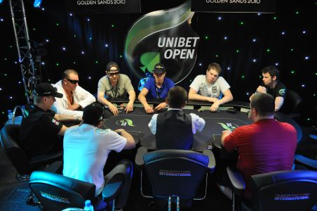 Unibet Open Golden Sands – Day 1A