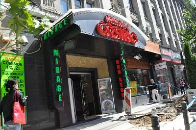 Casino Mirage Bucuresti, o noua victima a crizei economice…?