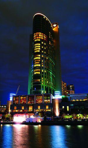 Crown Casino, locul unde emoția nu se oprește niciodată