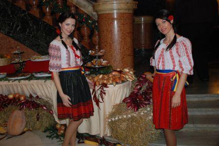 Seara Romaneasca la Casino Palace