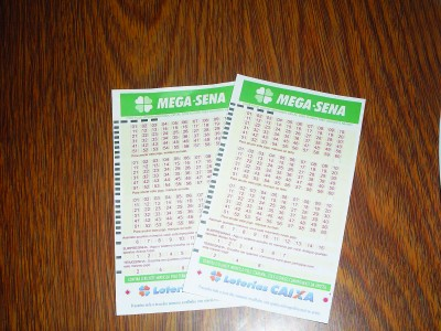 MEGA SENA – Loteria Braziliana