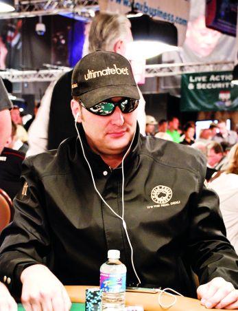 PHIL HELLMUTH- probabil cel mai bun jucător de poker din lume