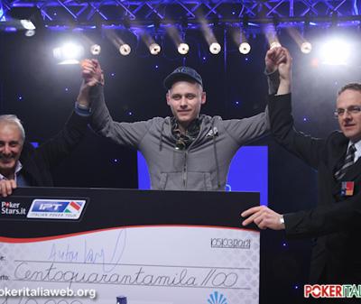 Anton Karasinsky a câștigat IPT Nova Gorica