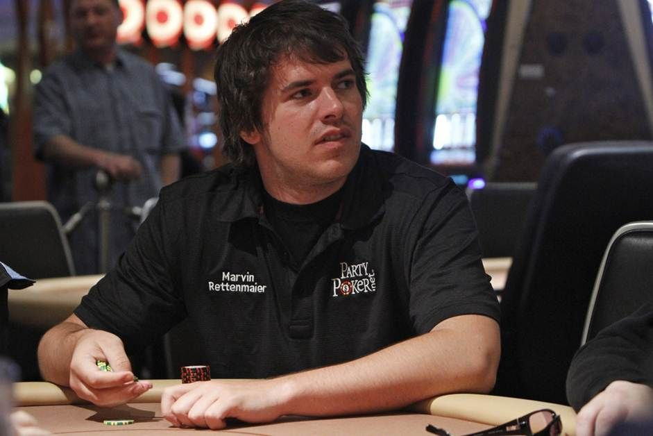 Marvin Rettenmaier se alătură Echipei PartyPoker.com