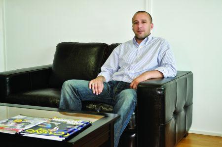 """Martin Ivanov, manager general Casino Techonology România: """" Scopul nostru principal este SATISFACȚIA JUCĂTORULUI"""""""