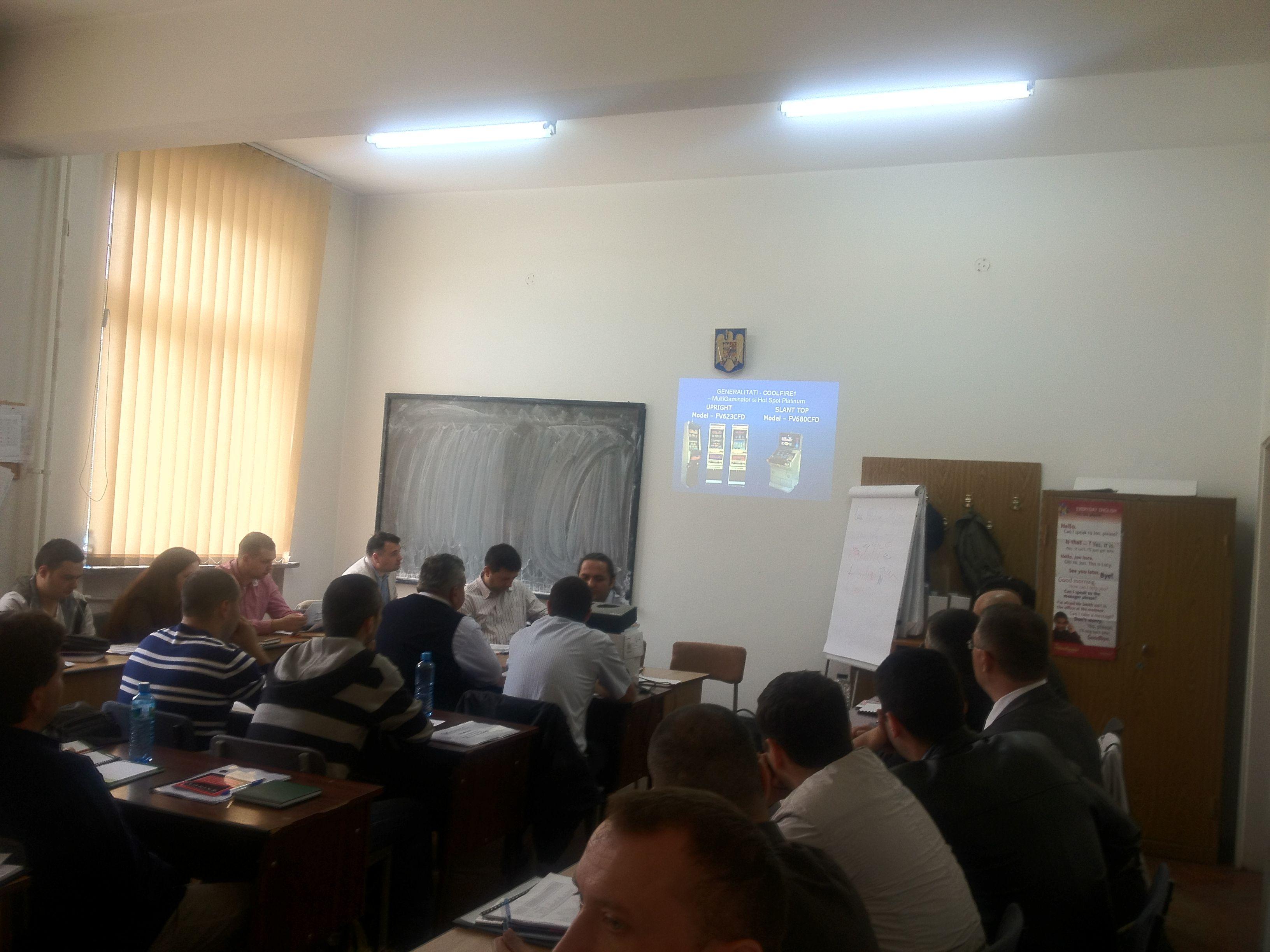 Seminarul IGPR in domeniul jocurilor de noroc