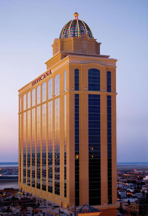 Tropicana Las Vegas reports $5.9 million second-quarter loss