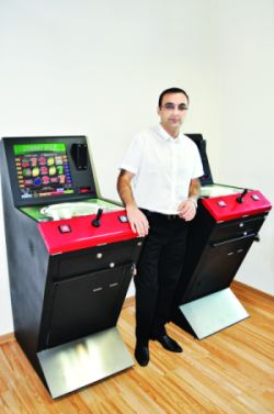 "Edgar Isaakyan, General Manager of Street Fire: ""Our product is unique"""