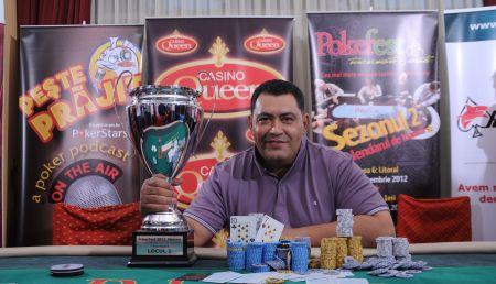 Ion Dumitru a câștigat Pokerfest Mamaia 2012