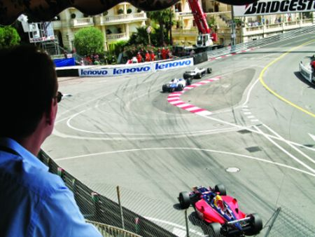 Monte Carlo – the tradition of Formula 1 racing