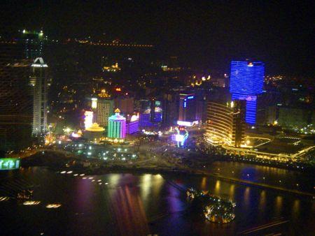 În Macau, veniturile din jocuri de noroc ating, în octombrie, recordul lunar de 3,5 miliarde $