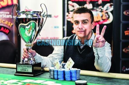 PokerFest Bucureşti, Mihai Manole campion şi un nou record de participare