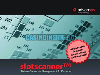 TableScanner™ from ADVANSYS