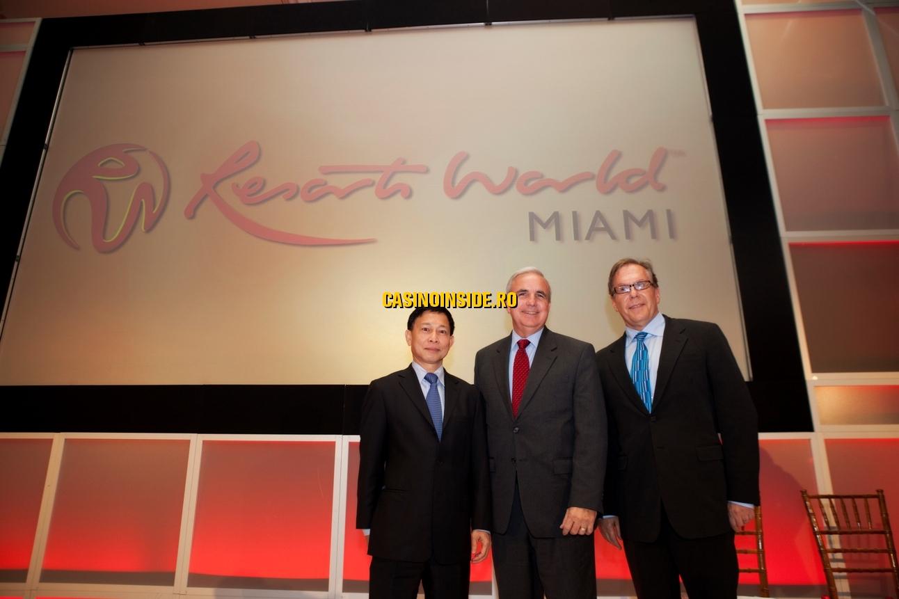 Genting renunță la Miami Casino