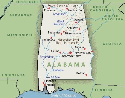 Alabama propune proiecte de lege pentru descurajarea gamblingului