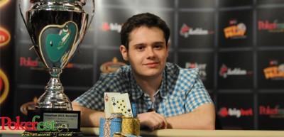 Castigatorul PokerFest Bucuresti este…………Bogdan Spataru