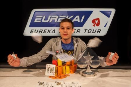 Ungurul Achilles Bozso castiga €59,100 si devine campionul Eureka 3 Croatia