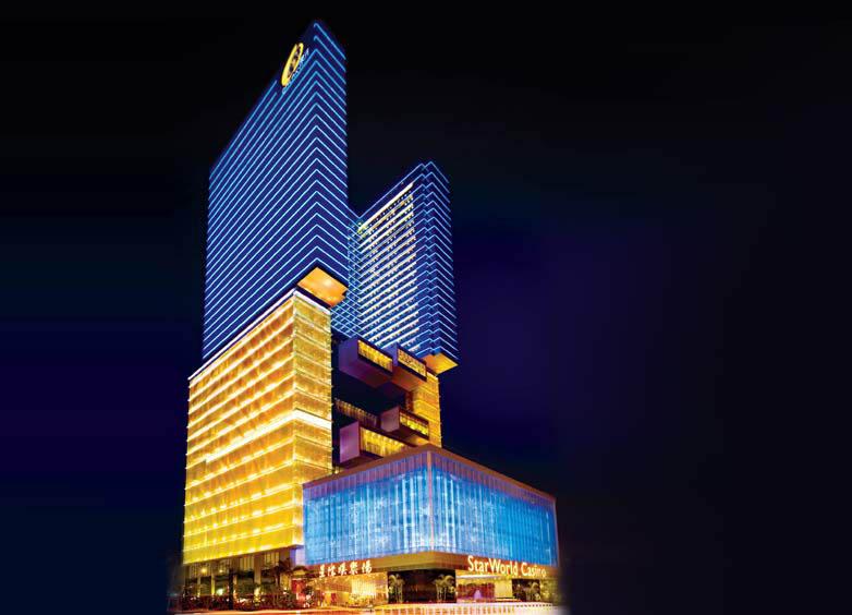 Top 20 Cazinouri: Locul 13 Starworld Hotel and Casino Macau