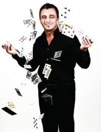 Joe Hachem, the real poker star