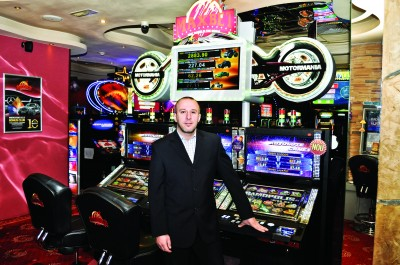 "Martin Ivanov, General Manager Casino Technology Romania:  ""Gamopolis Highway series, now with 40 games"""