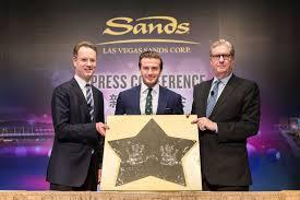 Las Vegas Sands și David Beckham anunță parteneriatul asiatic