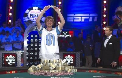 Ryan Riess câștigă Main Eventul WSOP 2013