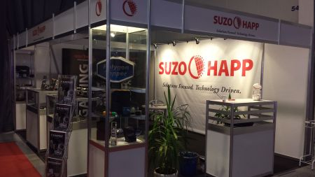 SUZO-HAPP – ONCE AGAIN DEMONSTRATES LOCAL SUPPORT