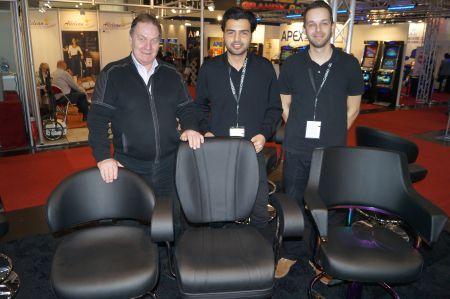 AMANI – Starul în devenire al scaunelor de calitate din Germania