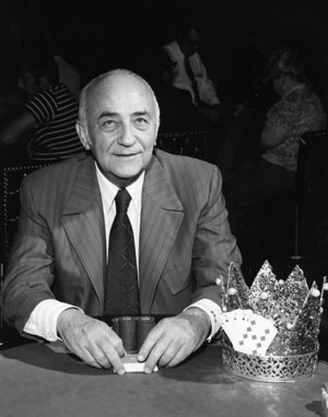 """Johnny Moss – """"The Grand Old Man of Poker"""""""