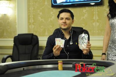 Turneul Vedetelor PokerFest 1 s-a incheiat cu Liviu Varciu castigator