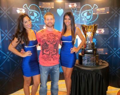 WPT Fallsview Poker Classic: Matthew Lapossie is the winner!