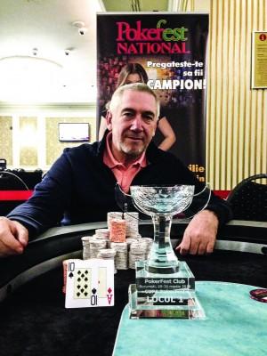 """DAN CHIȘU: """"Pokerul mă pune în situații excepționale"""""""