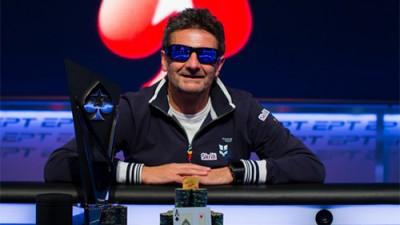 "Antonio Buonanno noul ""Rege"" de la EPT Monte Carlo"