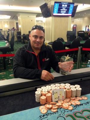 (Română) Shachar Tzabari, locul 1 si cupa in Weekend-ul PokerFest, editia 6-8 iunie !