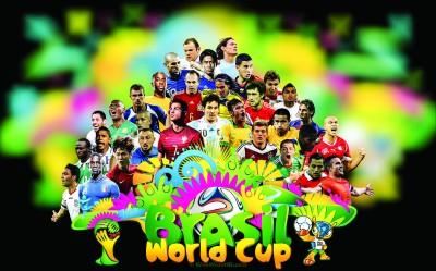 Brazilia. Samba. Cupa Mondială 2014