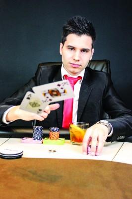 """Silviu Nemeș: """"Pokerul e viața mea!"""""""