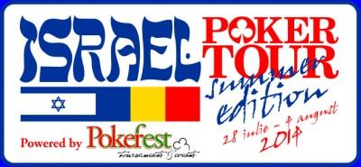 (Română) 200.000 EUR GARANTATI la Israel Poker Tour: 28 Iulie – 4 August!