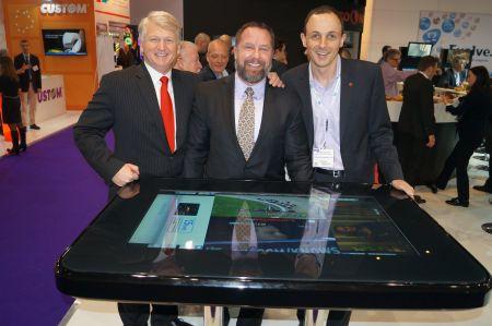 SHIFT Interactive a pecetluit un  acord cu puternicul cazino MGM Resorts International pentru a lansa Mesele InteractivePro™