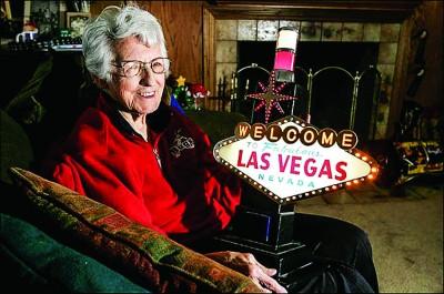 """Betty Willis: """"Bun Venit în Fabulosul Las Vegas"""""""